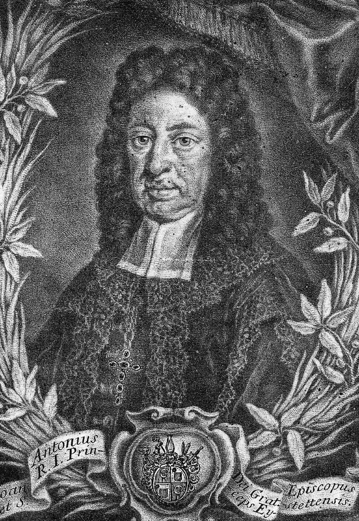 Johann Anton I. Knebel von Katzenellenbogen