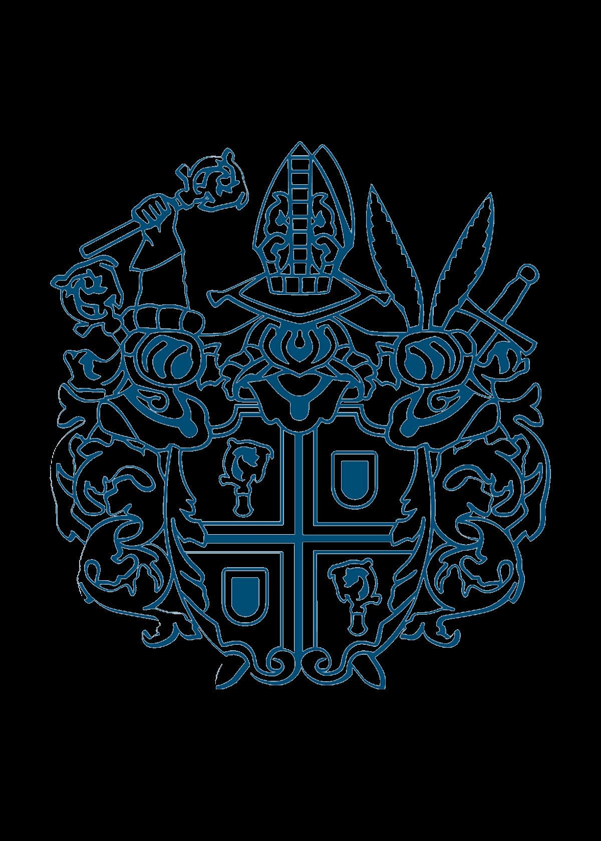 Fürstbischöfliches Wappen