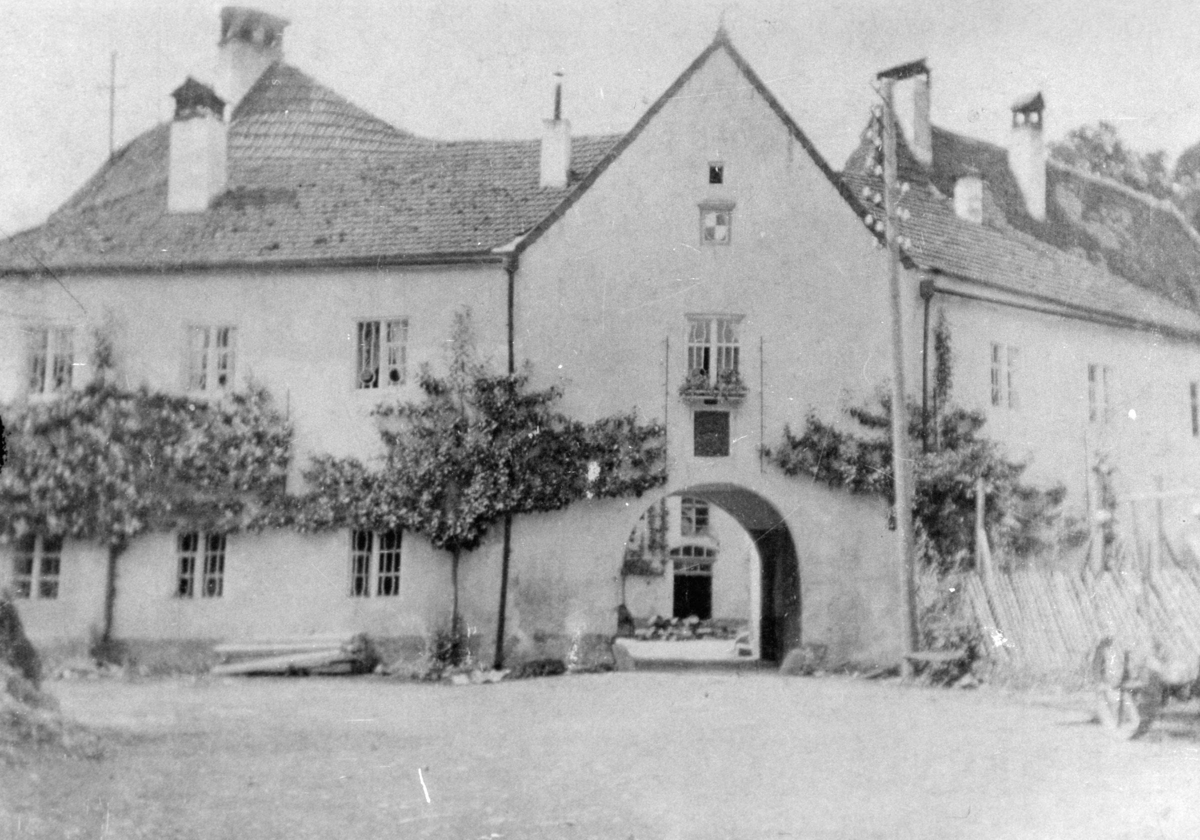 Historisches Brauereischloss