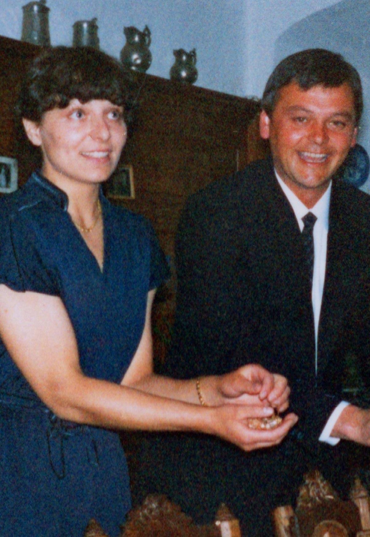 Rosa und Fritz Gutmann