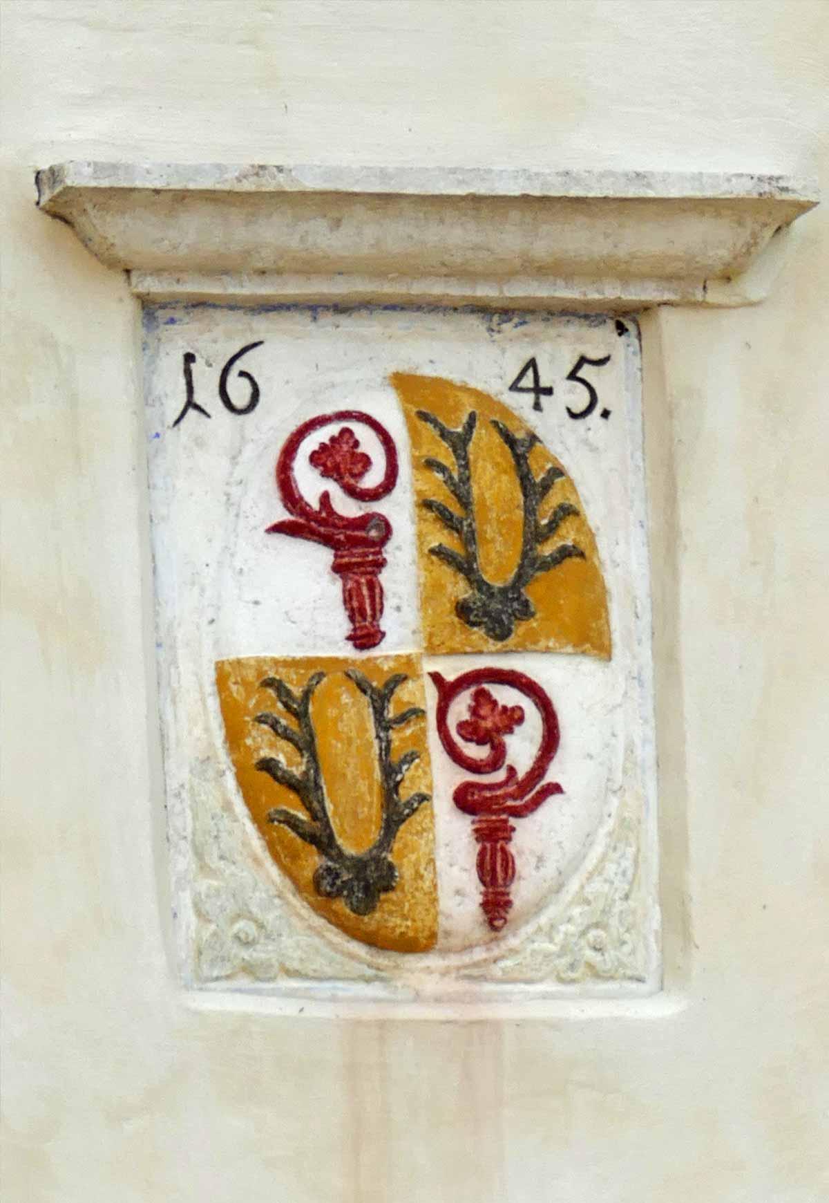 Wappen-Fürstbischof-Marquar